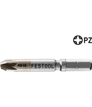 Бит Festool Pozidriv PZ 3-50 CENTRO/2
