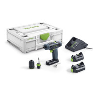 Аккумуляторная дрель-шуруповерт Festool TXS Li 2.6 Plus