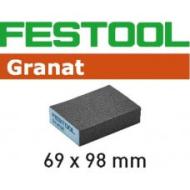 Материал Granat, губка, 69 x 98 x 26мм
