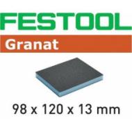 Материал Granat, губка, 98 x 120 x 13мм
