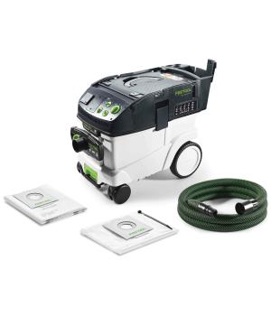 Пылеудаляющий аппарат Festool CLEANTEC CTM 36 E AC HD