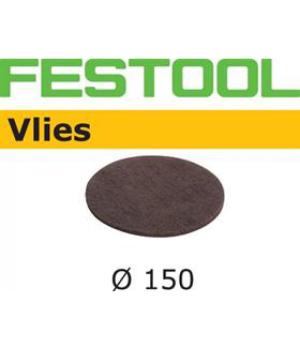 Материал шлифовальный Festool Vlies, компл. из 10 шт. STF D 150 MD 100/10