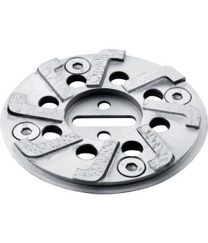 Головка режущая с алмазн. чашкой Festool для бетона DIA HARD-RG 80